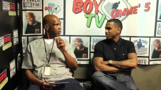 Trey Songz Speaks On Inventing Sex   | BigBoyTV