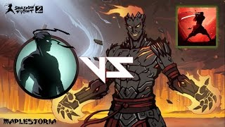 SHADOW FIGHT 2 RAIDS: MEETING VOLCANO!