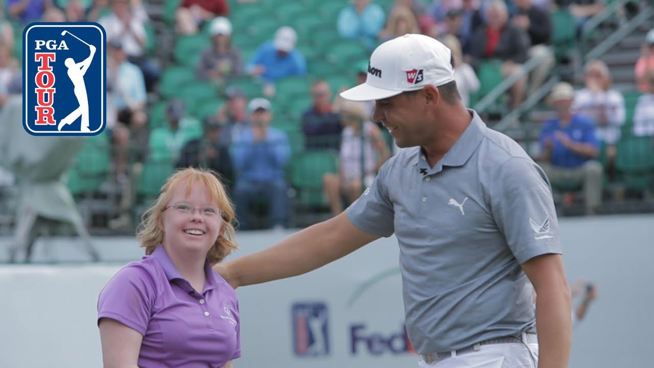 Gary Woodland: How a Special Olympics golfer inspired new US Open champion