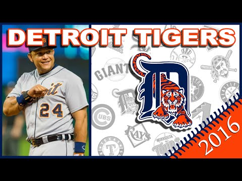 MLB 2016: Detroit Tigers Off-Season Moves & Roster Outlook (2-26-16)