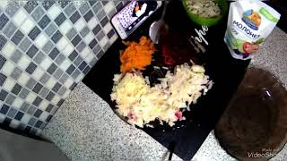 Эконом салат(курочка под шубой)#салаты#бомжобед#москва#готовимвместе