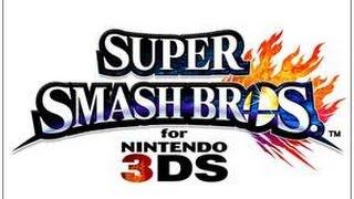 Super Smash Bros. (Smash Aventura y trofeos D.R MARIO).Nintendo 3DS By Snapdragon.