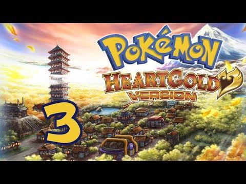 Let´s Play Pokémon HeartGold #3 - Freunde für Hydroblast