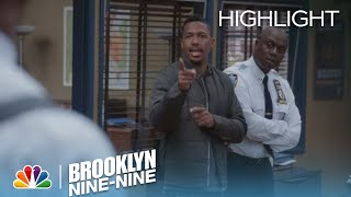 My Nephew Marcus | Season 2 Ep. 11 | BROOKLYN NINE-NINE