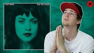 CAN'T SWIM - FAIL YOU AGAIN | ALBUM REVIEW