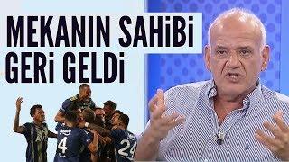 Ahmet Çakar'dan Fenerbahçe'ye: Mekanın sahibi geri geldi!