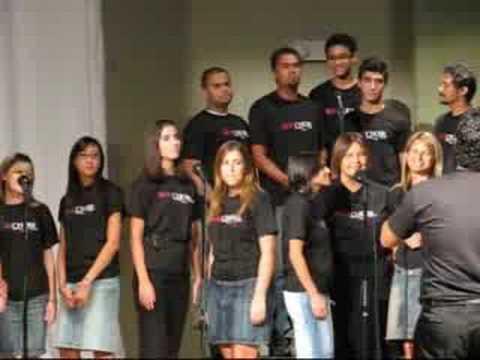 Brazilian Gospel Union Choir