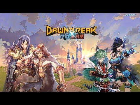 Ragnarok Dawn Break: Novo Ragnarok 3D de AÇÃO COMPLETA!!! Muito bonito Dawn Break X Ragnarok!!! - Omega Play