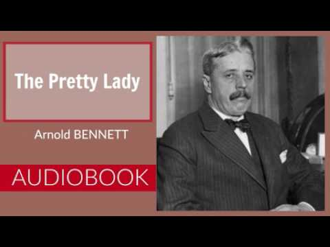 The Pretty Lady by Arnold Bennett - Audiobook ( Part 1/2 )
