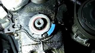 Front Crankshaft Oil Seal Replacement