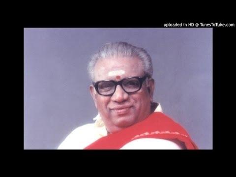 Maharajapuram Santhanam-Payum Oli Nee Enaku-Subramania Bharatiyar