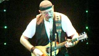 Ian Anderson (Jethro Tull) Grand Theatre Lancaster 19 September 2009 performing Mother Goose