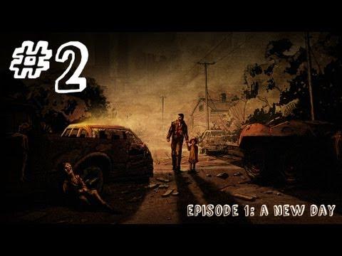 The Walking Dead Episode 1 Gameplay Walkthrough Part 2 Hershel Xbox 360ps3pc Hd