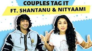 Couples Tag It Ft. Shantanu Maheshwari And Nityaami Shirke | Nach Baliye 9