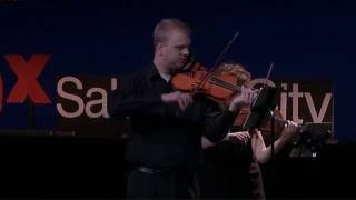 String Love: Contemporary Music on Classical Instruments | String Love | TEDxSaltLakeCity
