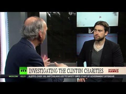 Charity or Pay to Play: Inside the Clinton Foundation w/ Charles Ortel