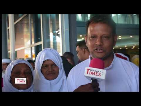 Hajj:  Le grand départ