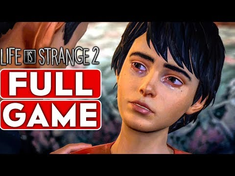 LIFE IS STRANGE 2 Gameplay Walkthrough Part 1 FULL GAME  [1080p HD PC] – No Commentary