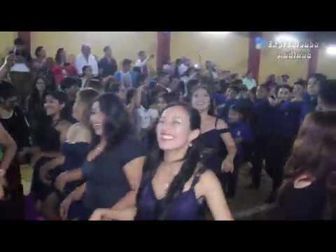 IX  ANIVERSARIO  DE LA COMPAÑÍA DE HUAYLARSH MODERNO 2 DE ENERO DE CHONGOS BAJO