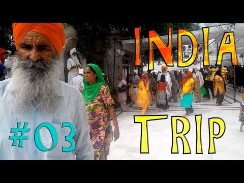INDIA TRAVEL Series 03 Amritsar, Goldan Tample, Indo-Pakistan border