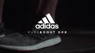 Hit This Ground Running with the PureBOOST DPR | SportsShoes.com