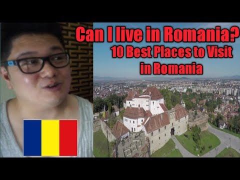 (Filipino Reaction) 10 Best Places to Visit in Romania