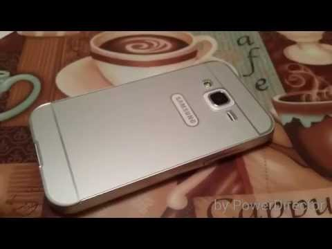 best value 53096 6d0f6 Samsung galaxy core prime aluminum/metal case review - YouTube