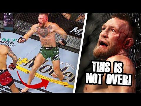 WHAT HAPPENED AT UFC 264?! Conor McGregor vs Dustin Poirier 3 Full Fight Recap + Broken Leg/Ankle