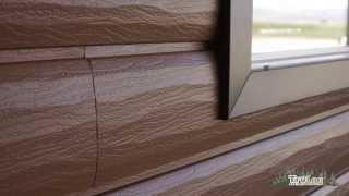 Steel Log Siding By Trulog