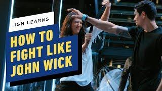 How to Kick Ass Like John Wick