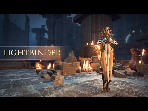 Skyforge - Lightbinder Gameplay Trailer