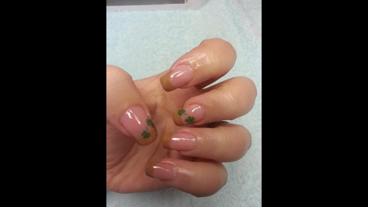 Uñas De Gel Esculpidas Sin Tip / Gel Nails Sculpted