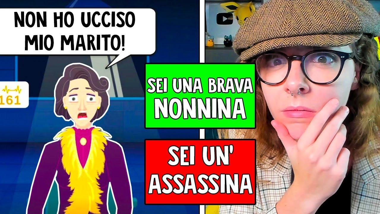 Download DECIDO IL COLPEVOLE, TORNO BIG DETECTIVE