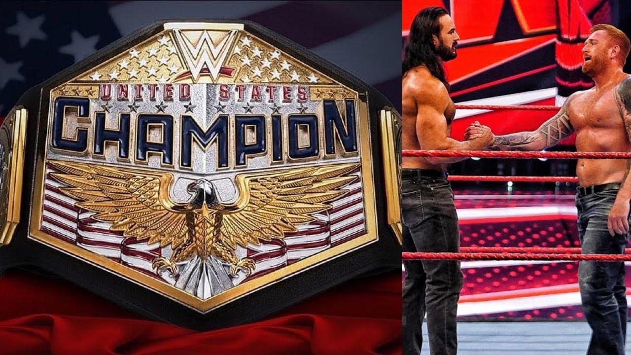 Heath Slater se Despide De WWE por todo lo alto, Nuevo Titulo de USA y Orton, Andrade y Garza ganan