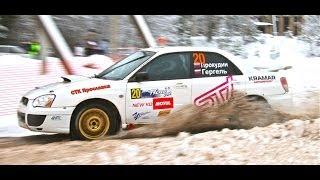 4-й этап Subaru Team Russia WinterCup 2014 в рамках Ралли Пено 2014