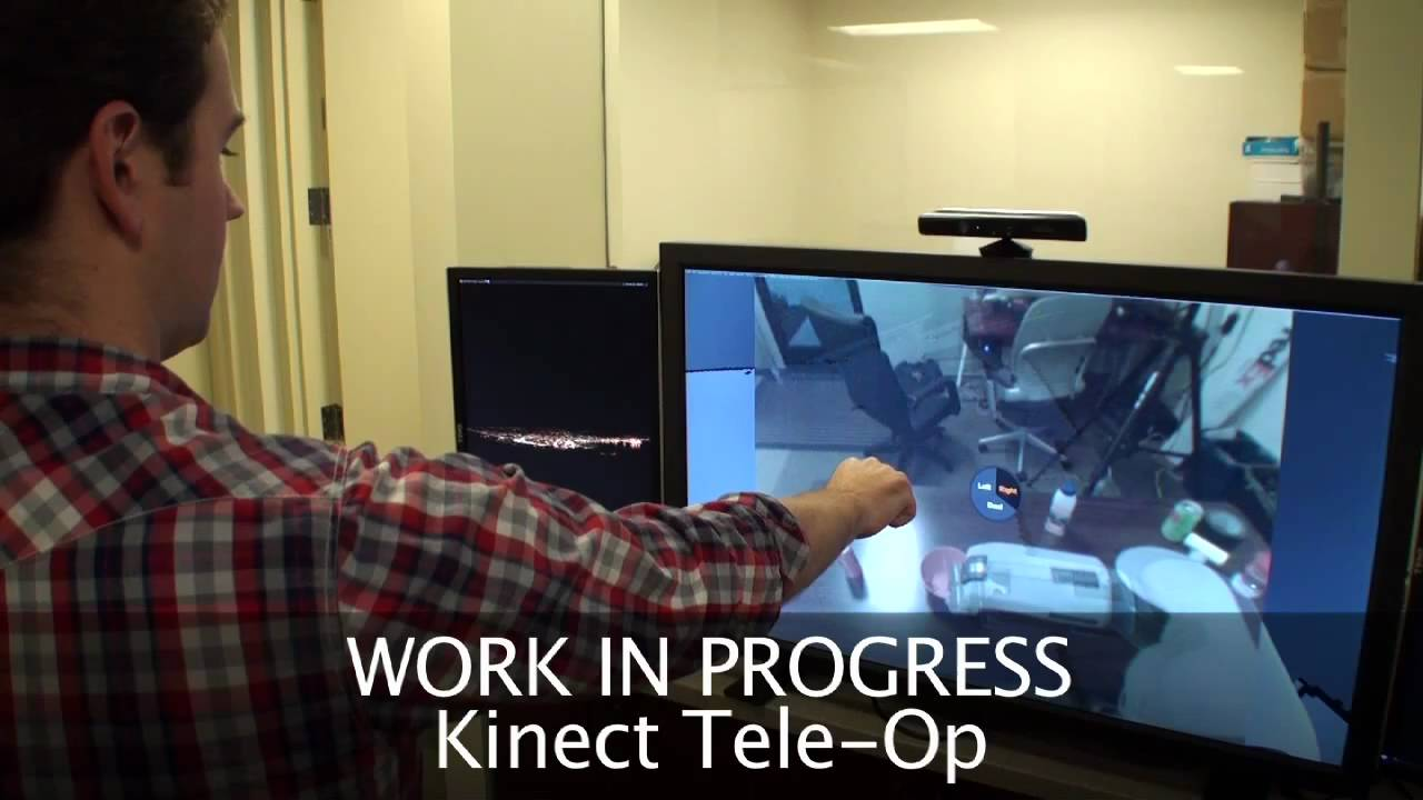 Kinect with ROS moving forward quickly | Willow Garage