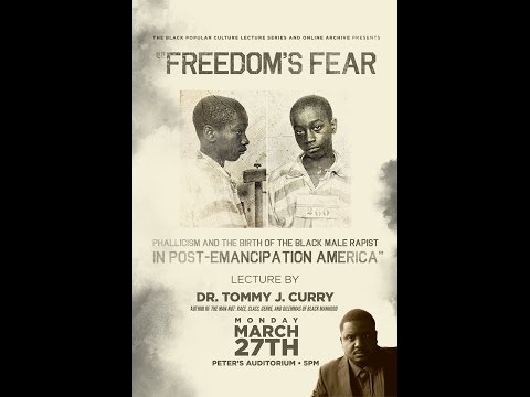 Dr. Tommy J. Curry at Fresno State's Africana Studies BPCLSORA