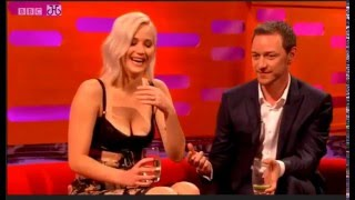 Jennifer Lawrence on BBC Graham Norton 23/5/16