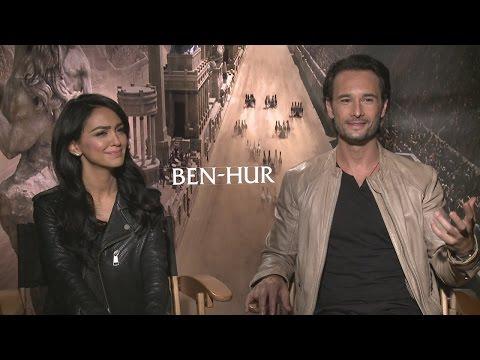 Ben-Hur: Rodrigo Santoro On Not Getting Free Copies Of Love Actually