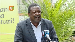 Mudavadi wants commission set up to probe sugar scam