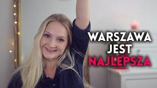 Dlaczego Warszawa Jest NALEPSZYM Miastem! (plusy i minusy)