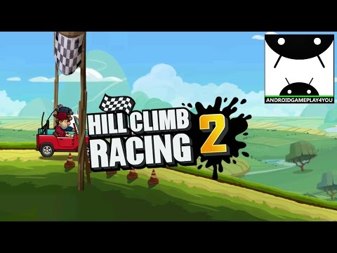 Hill Climb Racing 2 Android GamePlay Trailer [1080p/60FPS] (By Fingersoft)