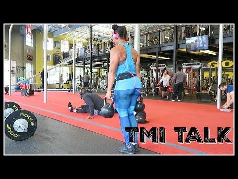 I Cured My Gas Naturally! || TMI Talk || Workin dem Legs