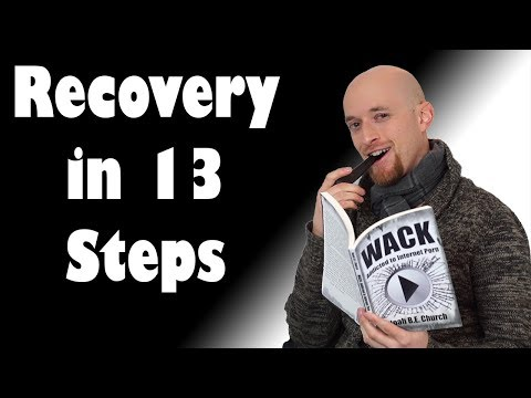 The 13 Steps to Porn Addiction Recovery