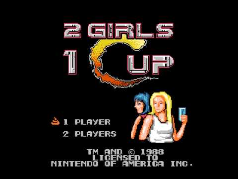 2 Girls 1 Cup NES Remix