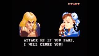 Super Street Fighter II (Actual SNES Capture) - Ken Playthrough on Max Difficulty thumbnail
