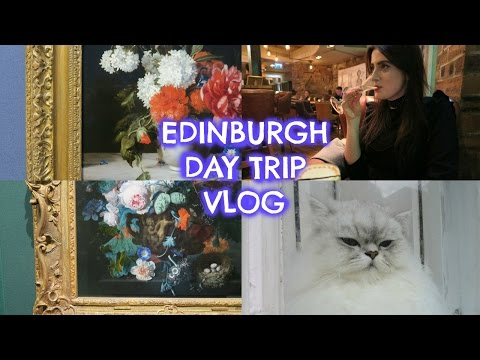 Our Day Trip to Edinburgh | Little Owl Travel Vlogs