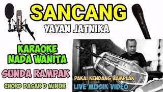 Download SANCANG KARAOKE NADA WANITA
