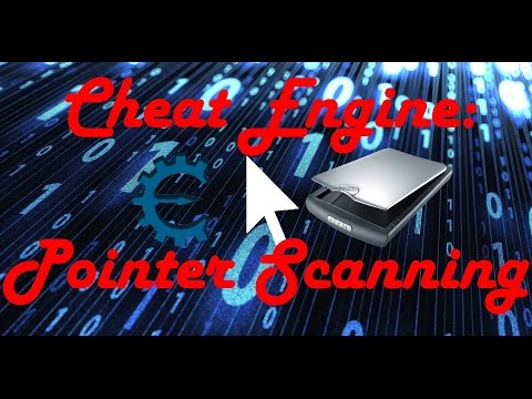 Cheat Engine Tutorial: How To Make A Cheat Table/pointer Scanning