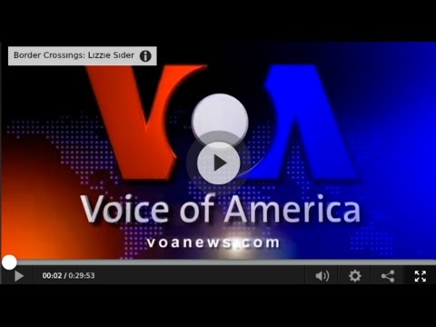 Voice Of America Boarder Crossings with Larry London